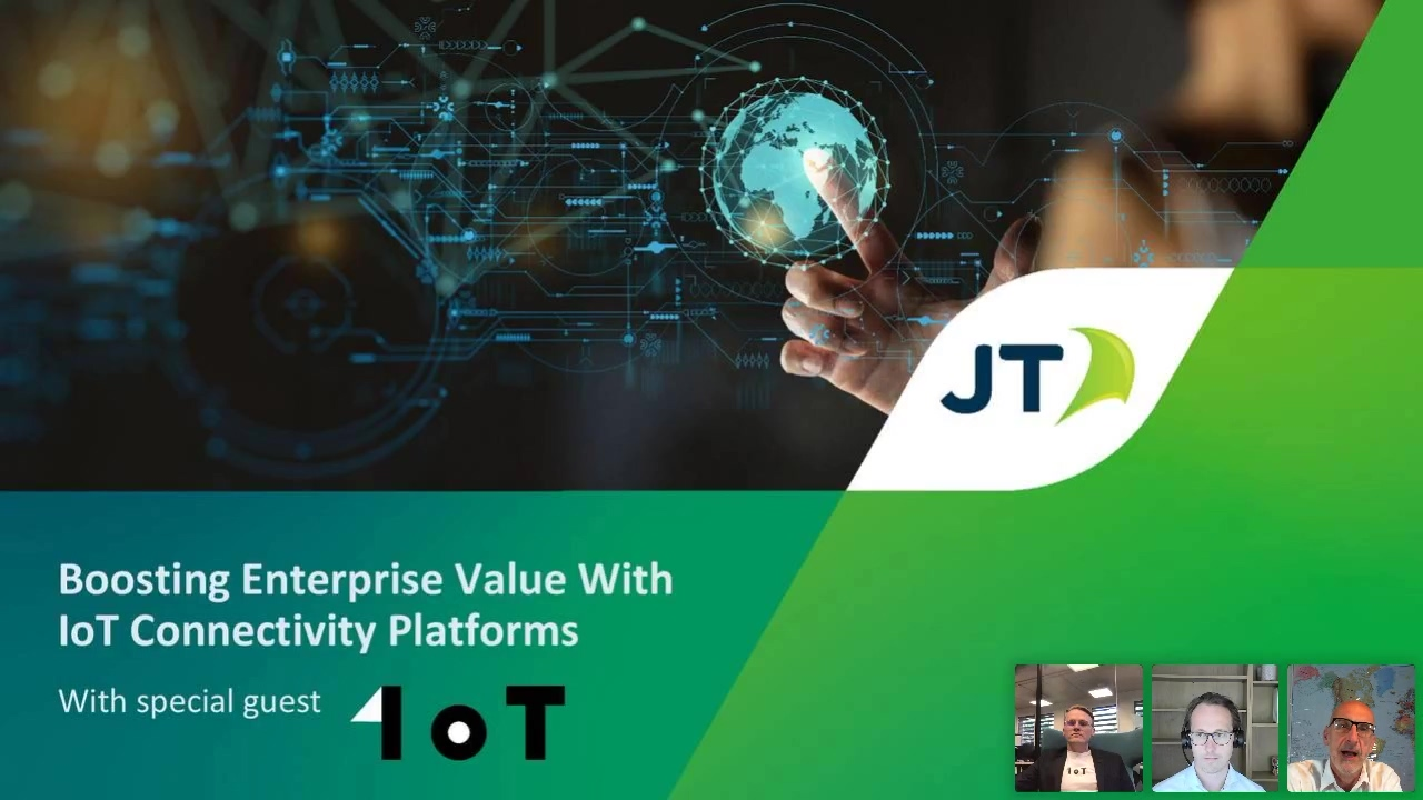 Boosting Enterprise Value with IoT Connectivity Platforms_JT + 1oT