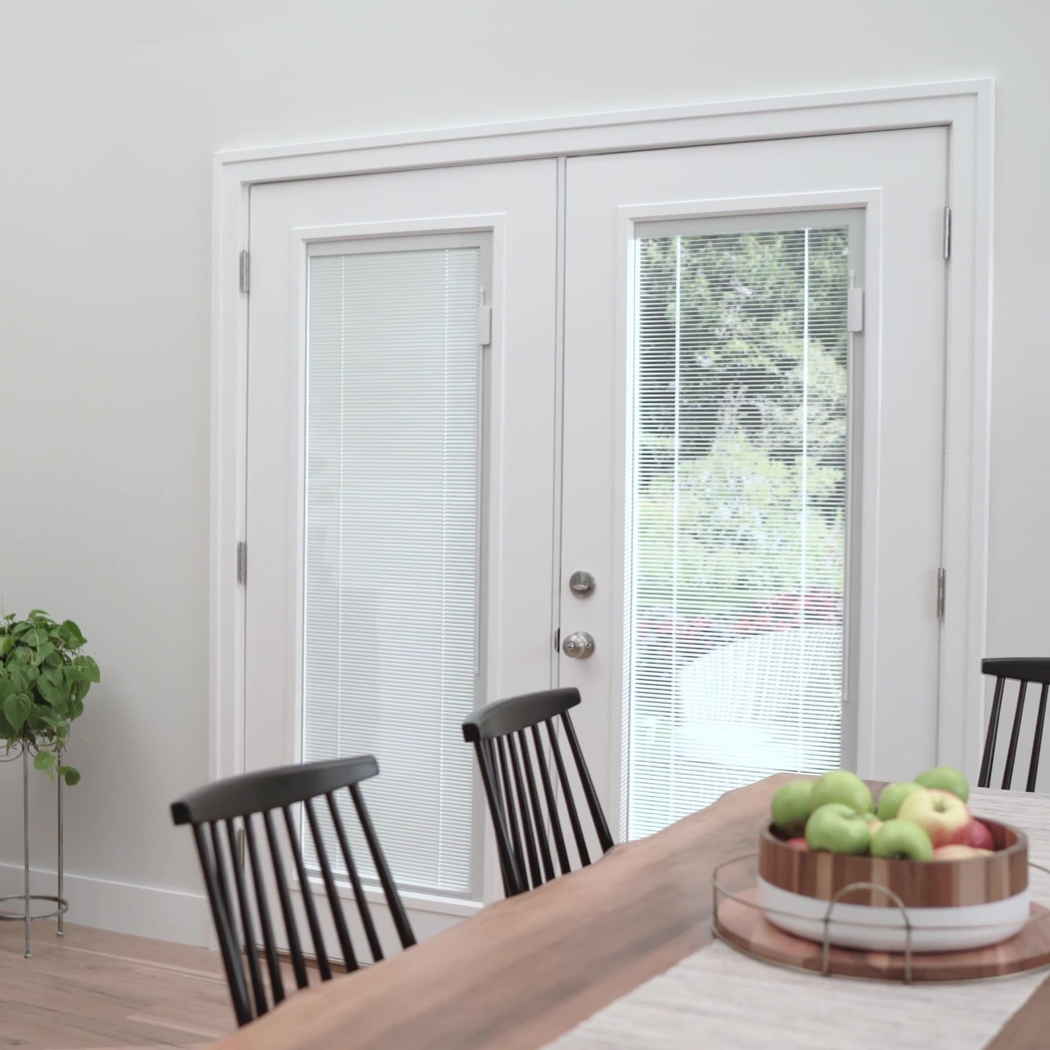 Blink Entry Doorglass Clip 1