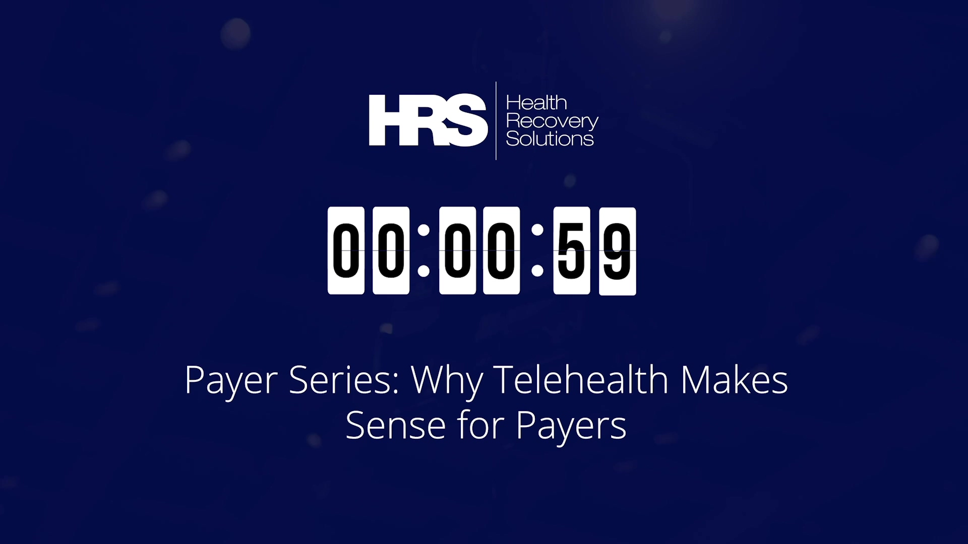 Payer Series Part 1