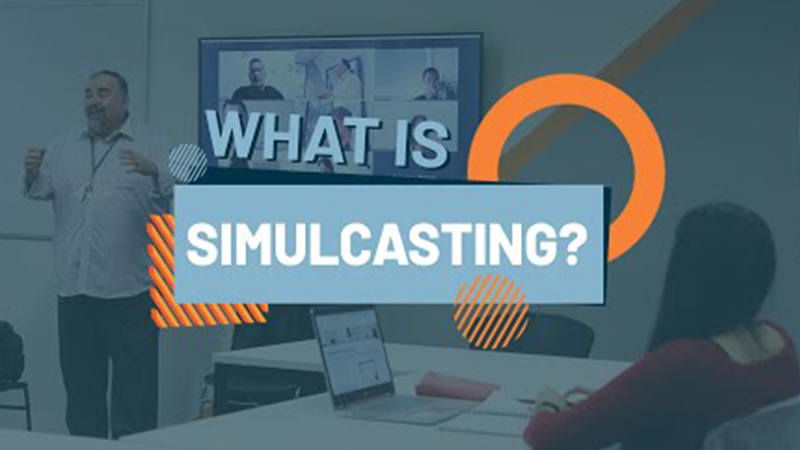What is Simulcasting_ILSC & Greystone College