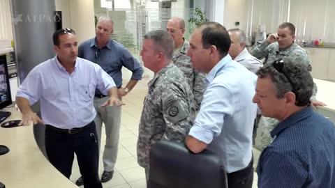PC 2015 - Israeli Water Authority in West Virginia
