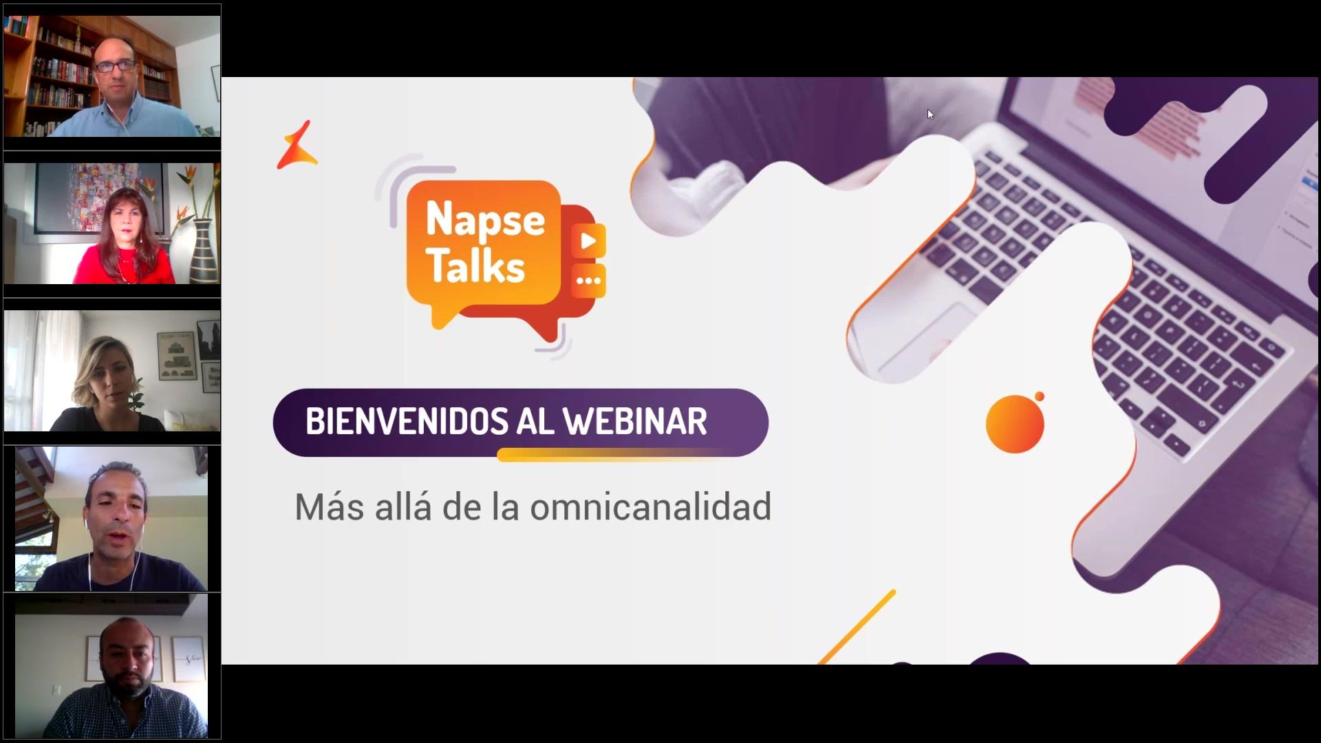 Napse Talks - Más allá de la Omnicanalidad