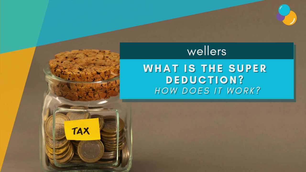 What is the Super Deduction?