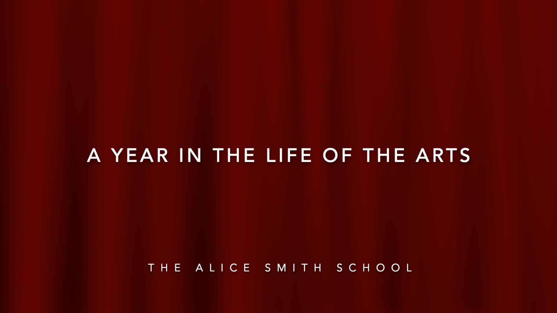 A Year in the Life of the Arts 2020
