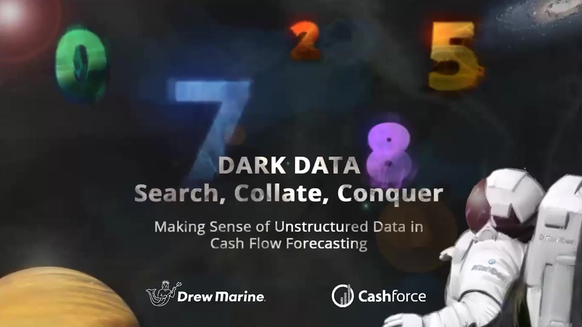 Texpo - Dark Data Recording