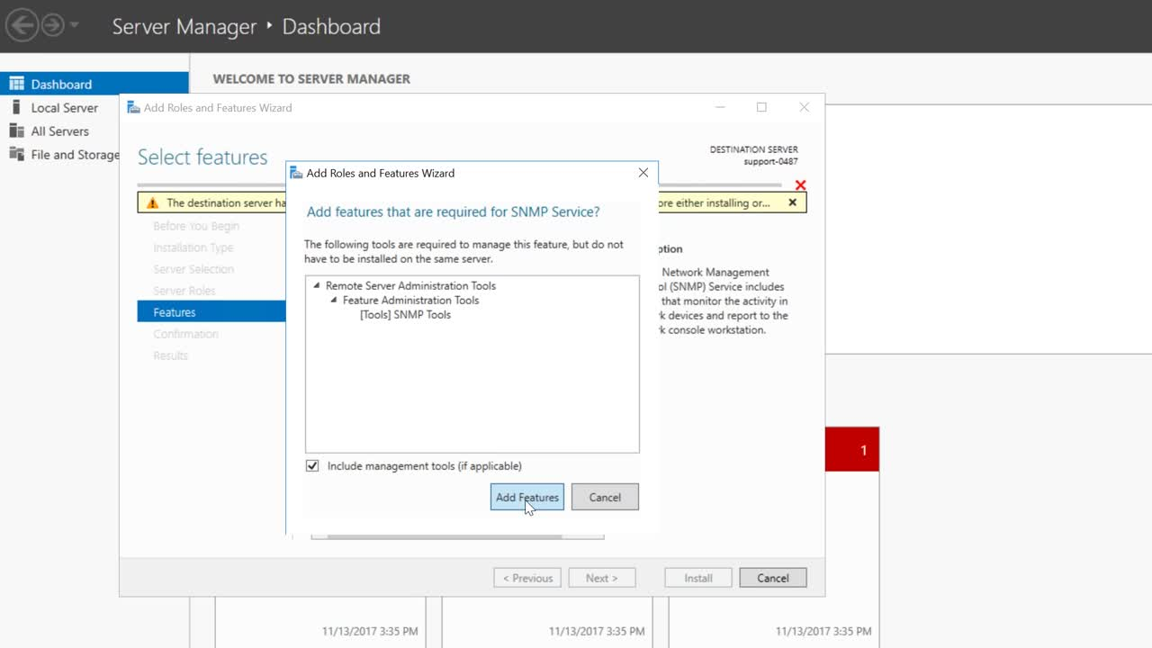 How To Install Or Configure Snmp For Windows Video Solarwinds