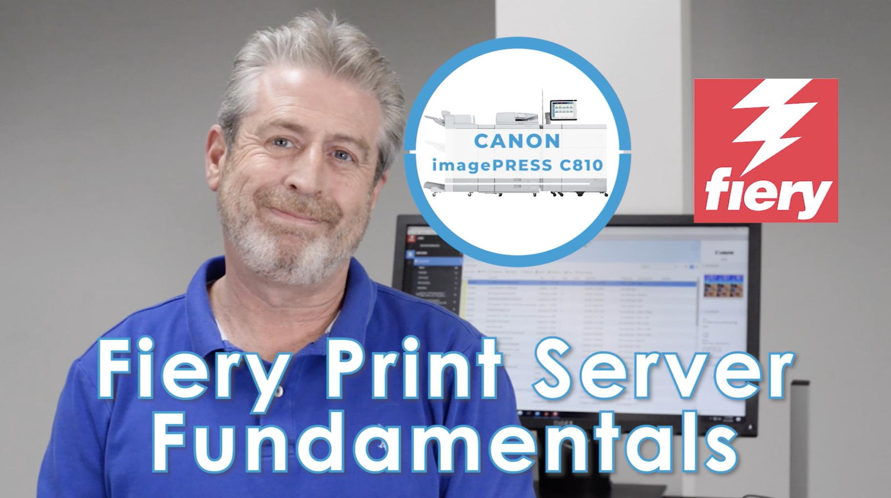 Fiery Print Server Fundamentals