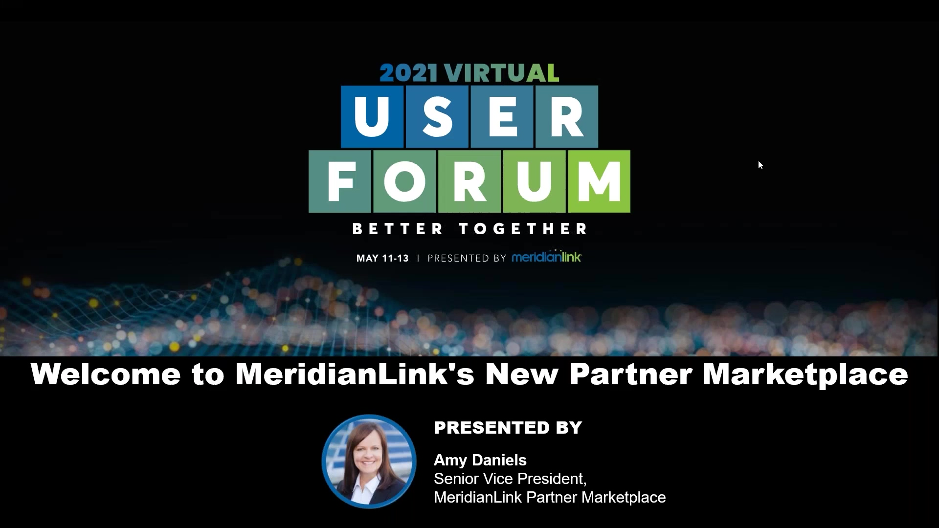 Welcome to MeridianLinks New Partner Marketplace