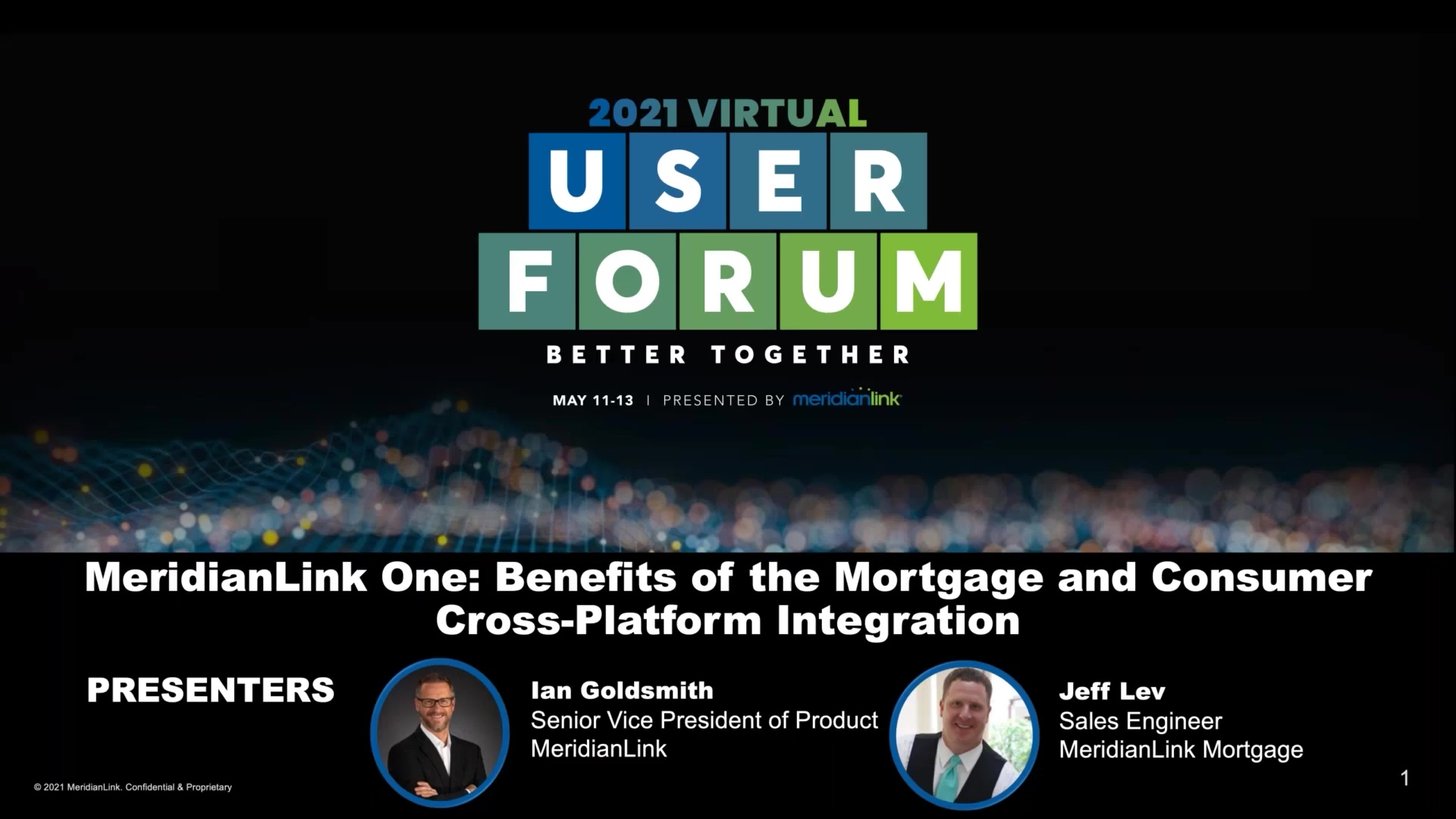 Benefits of Mortgage to Consumer Integration