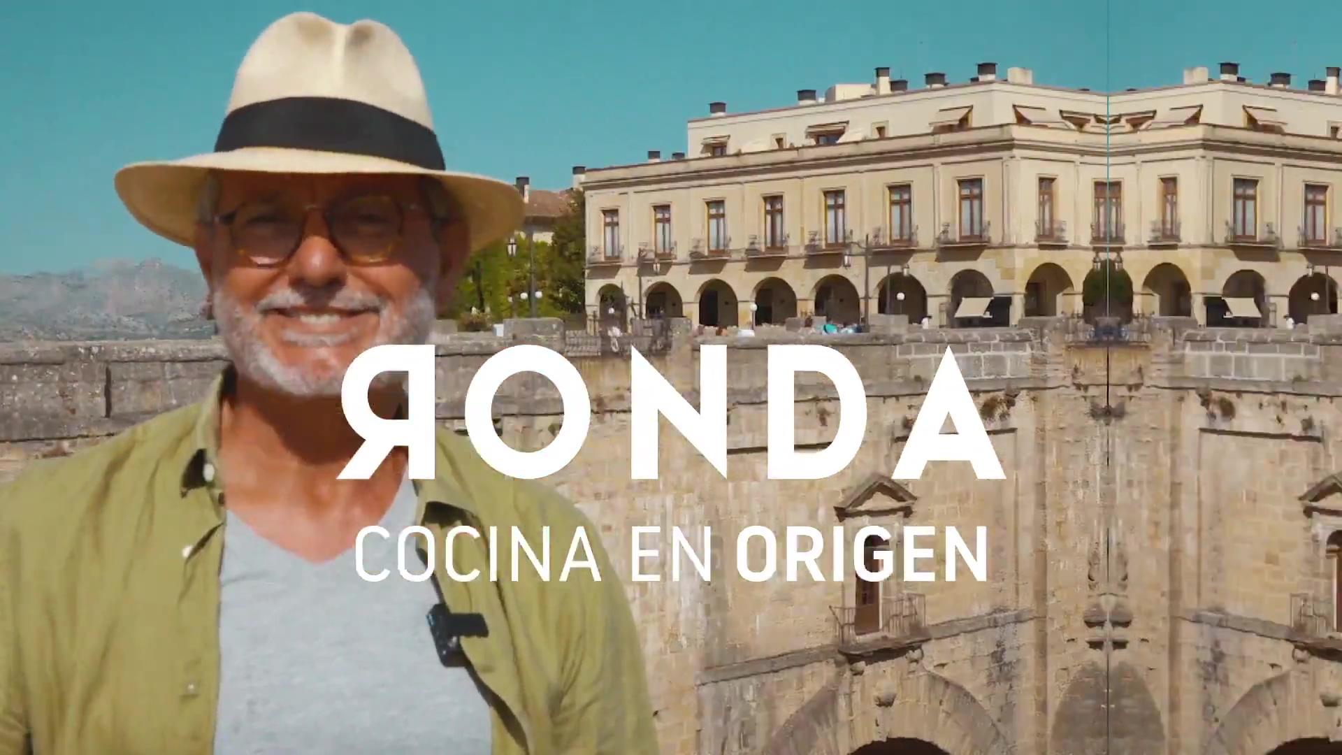 RONDA - MALAGA COCINA EN ORIGEN