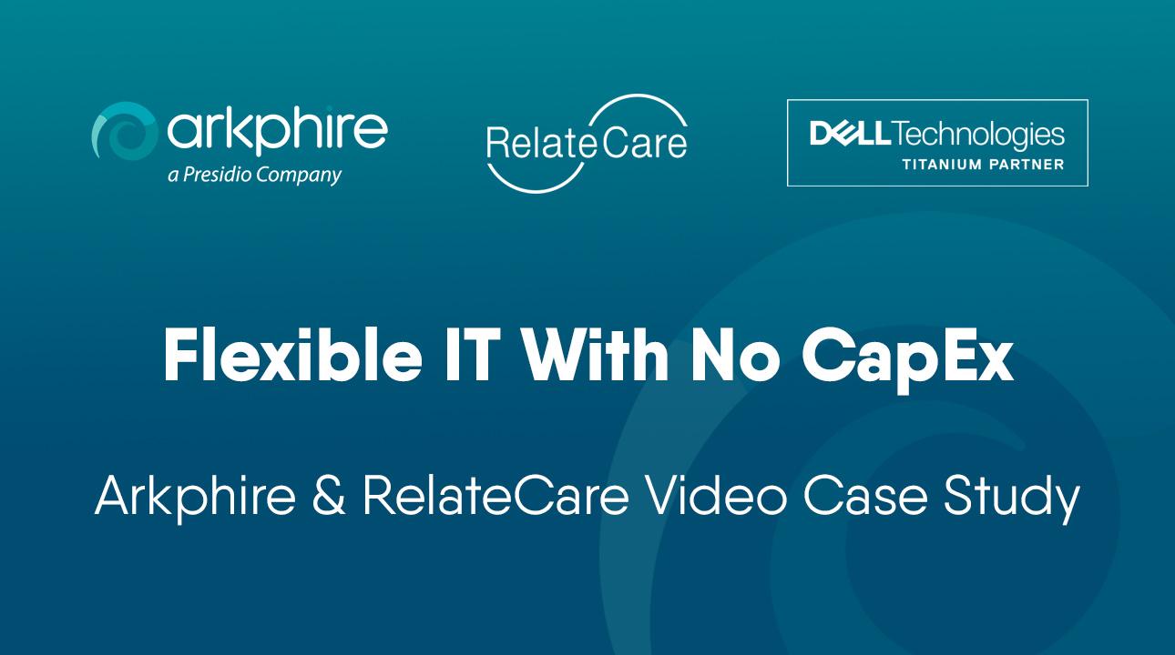 Arkphire, RelateCare and Dell Customer Case Study Video