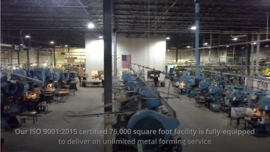 HPL Stampings Factory Tour