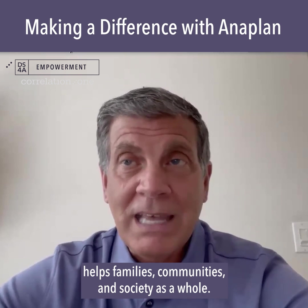 Making a Difference with Anaplan_Frank Calderoni