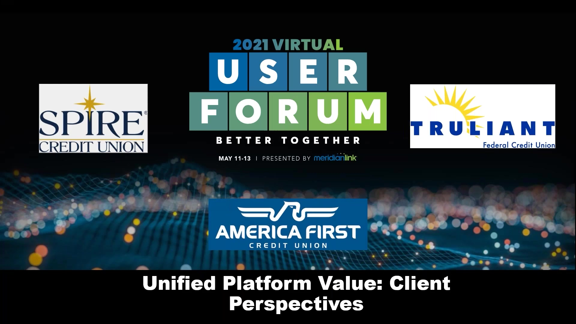 Unified Platform Value Client Perspectives