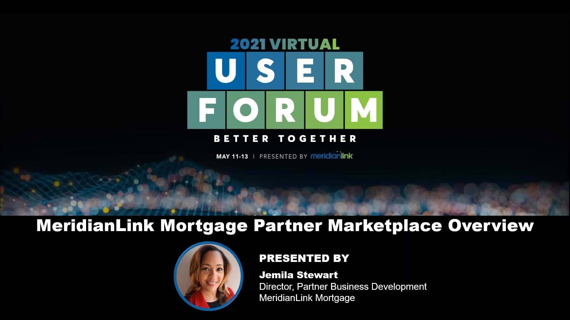 Mortgage Partner Marketplace Overview