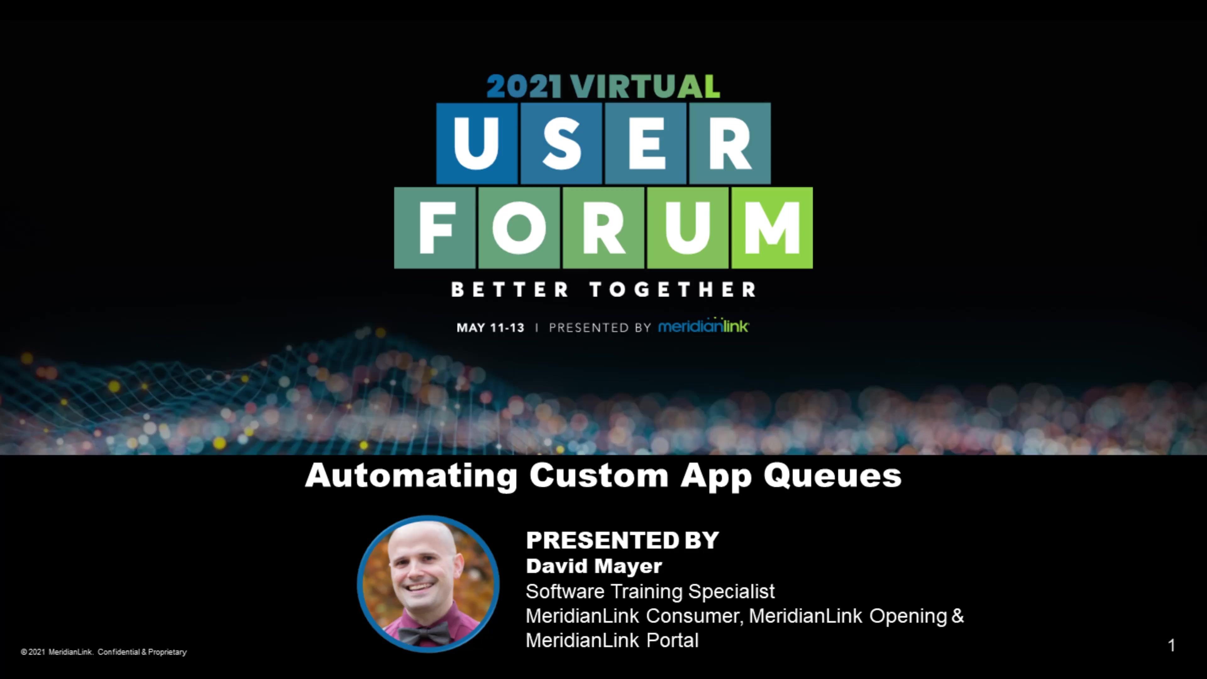 Automating Custom App Queues
