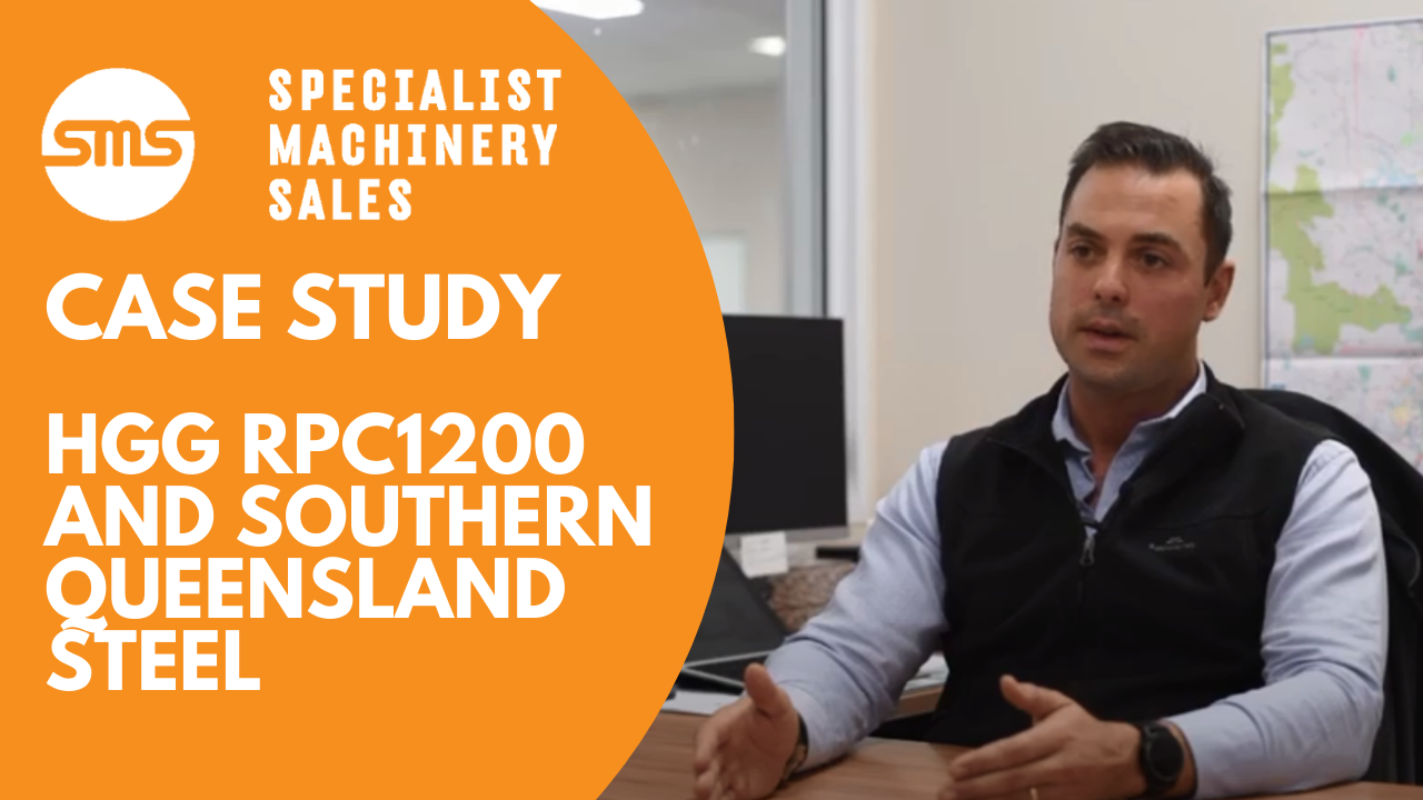 Case Study - Southern Queensland Steel and HGG RPC1200 Coping Robot Beam Cutting Machine