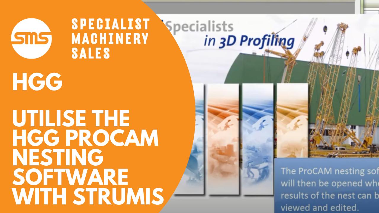 HGG ProCAM to StruMIS Specialist Machinery Sales