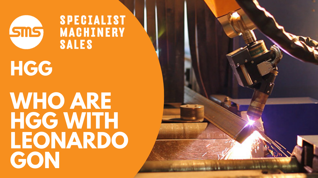 Who are HGG with Leonardo Gon Specialist Machinery Sales