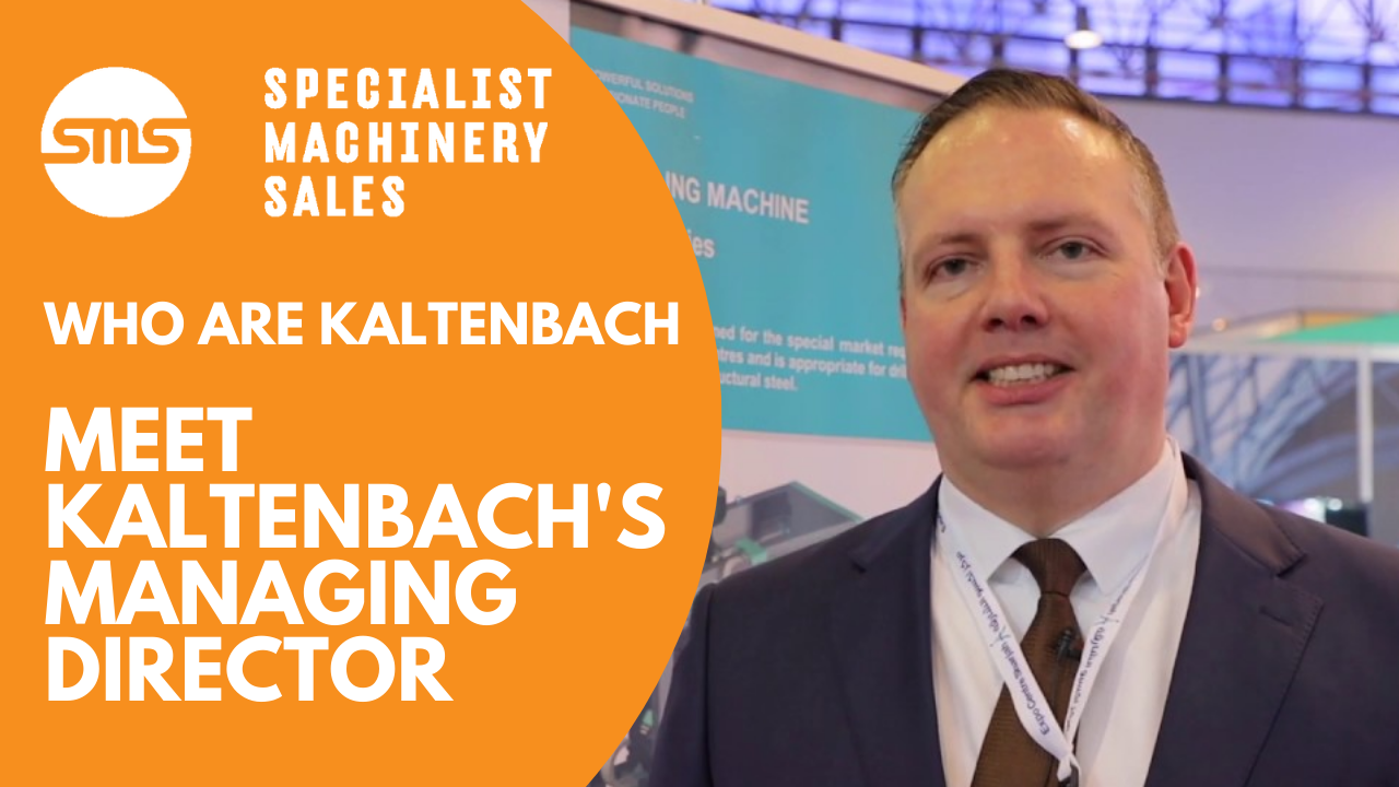 Meet the Managing Director of Kaltenbach _ Specialist Machinery Sales