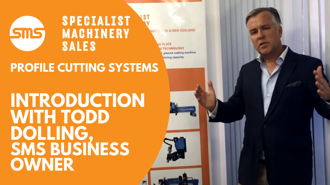 Who are Profile Cutting Systems (PCS) with Todd Dolling Specialist Machinery Sales