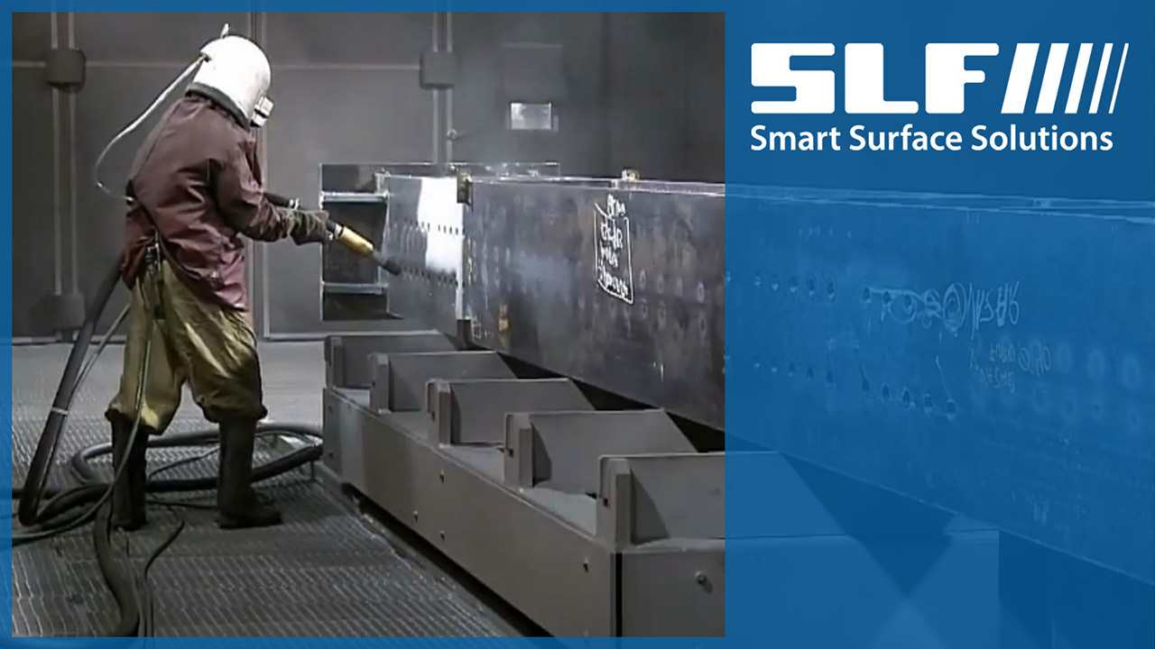 SLF Blast Systems, Painting Installations & Conveyor Systems at Codeme _ Specialist Machinery Sales-