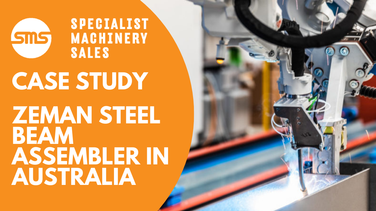 New Zeman Steel Beam Assembler in Australia