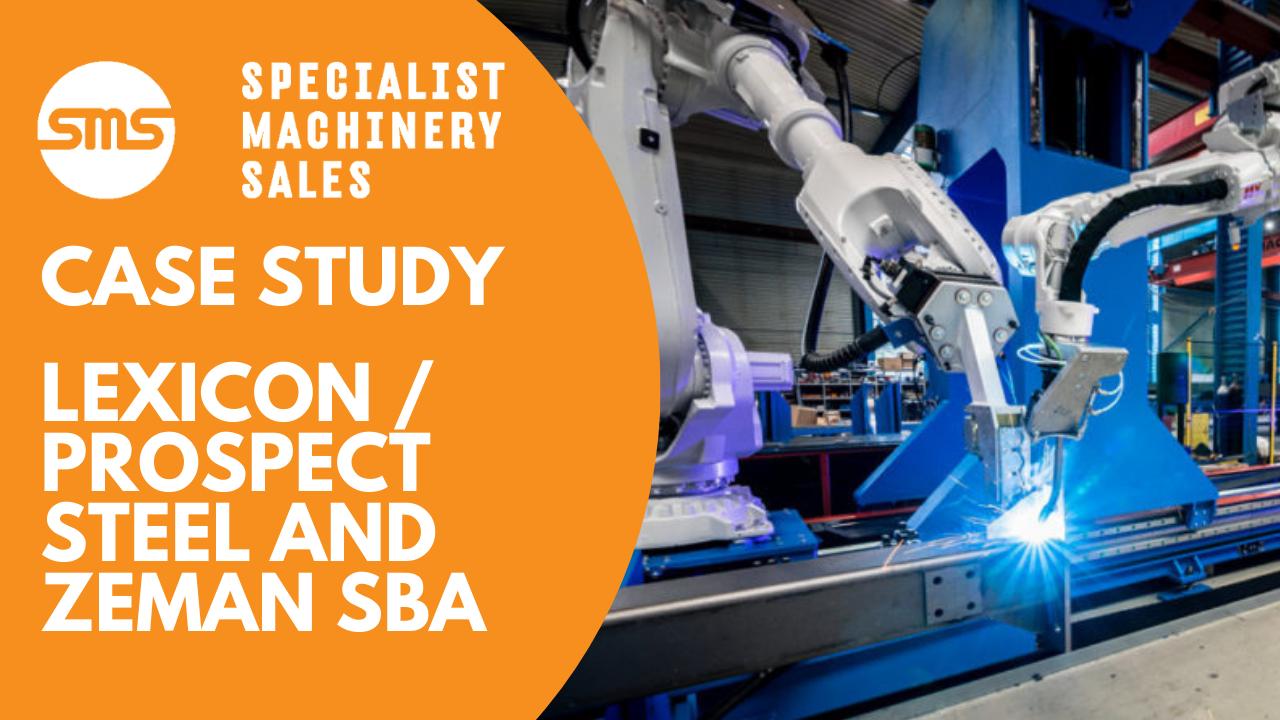 New Testimonial SBA - Lexicon and Prospect Steel, U.S.A.