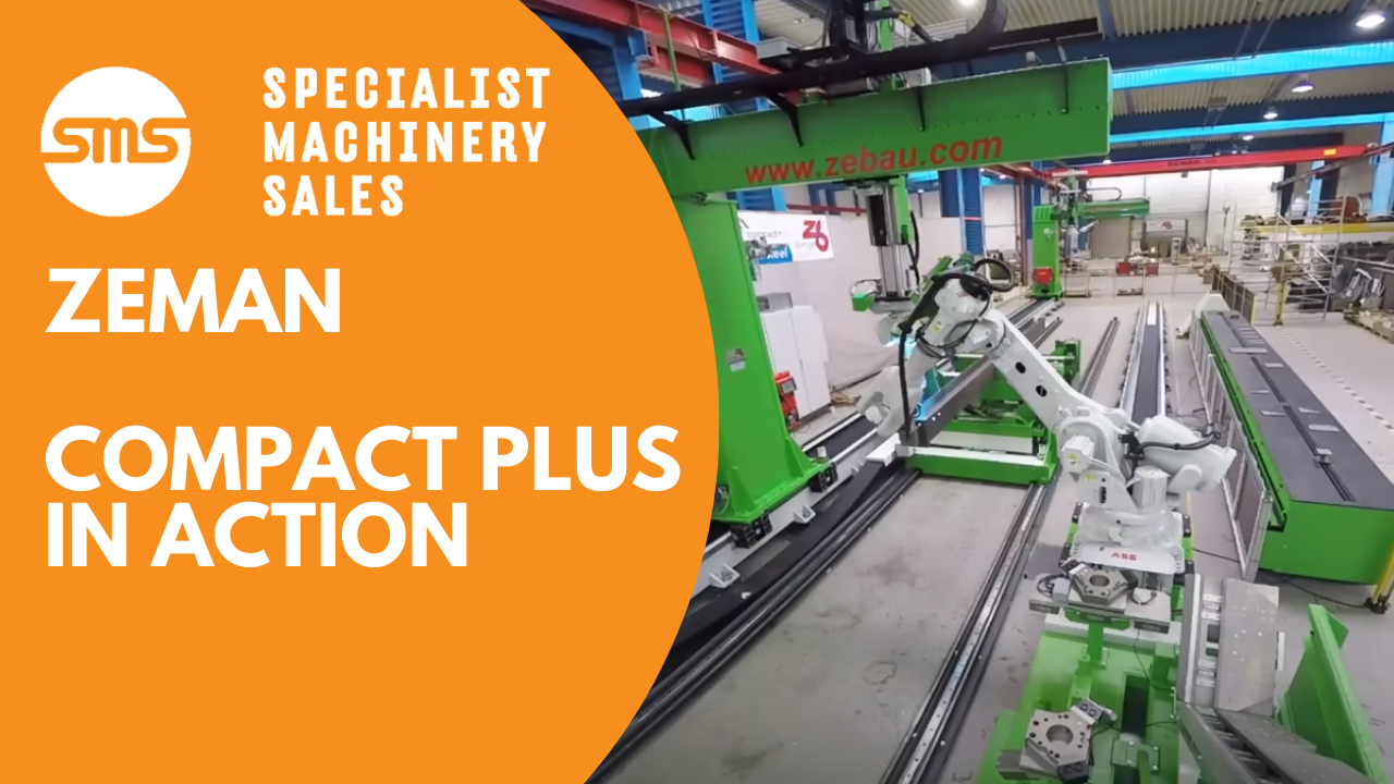 Zeman Compact Plus in action Specialist Machinery Sales