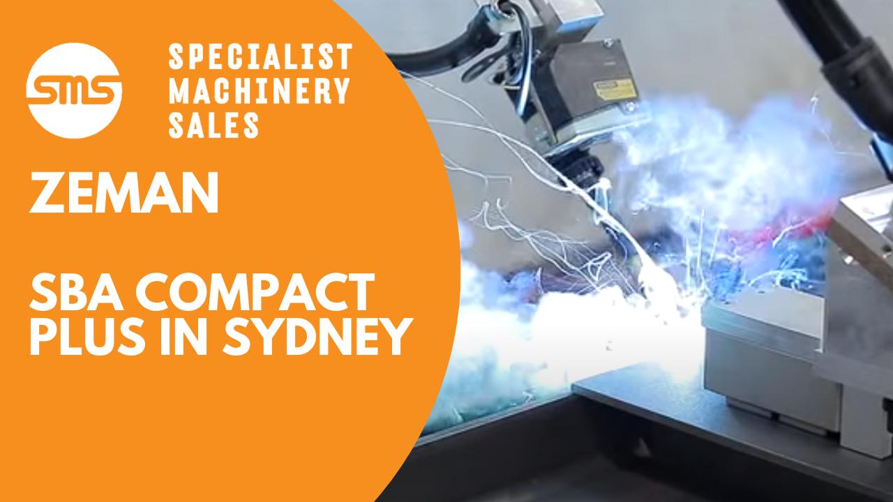 Zeman SBA Compact Plus in Sydney 2015 Specialist Machinery Sales