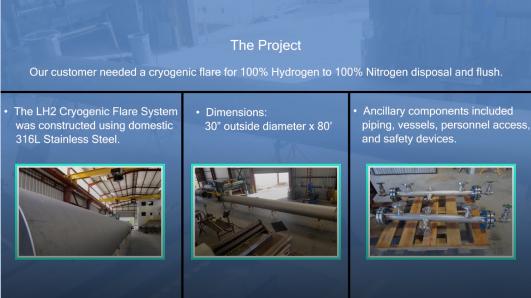 Project Spotlight - Precision Welding & Fabrication