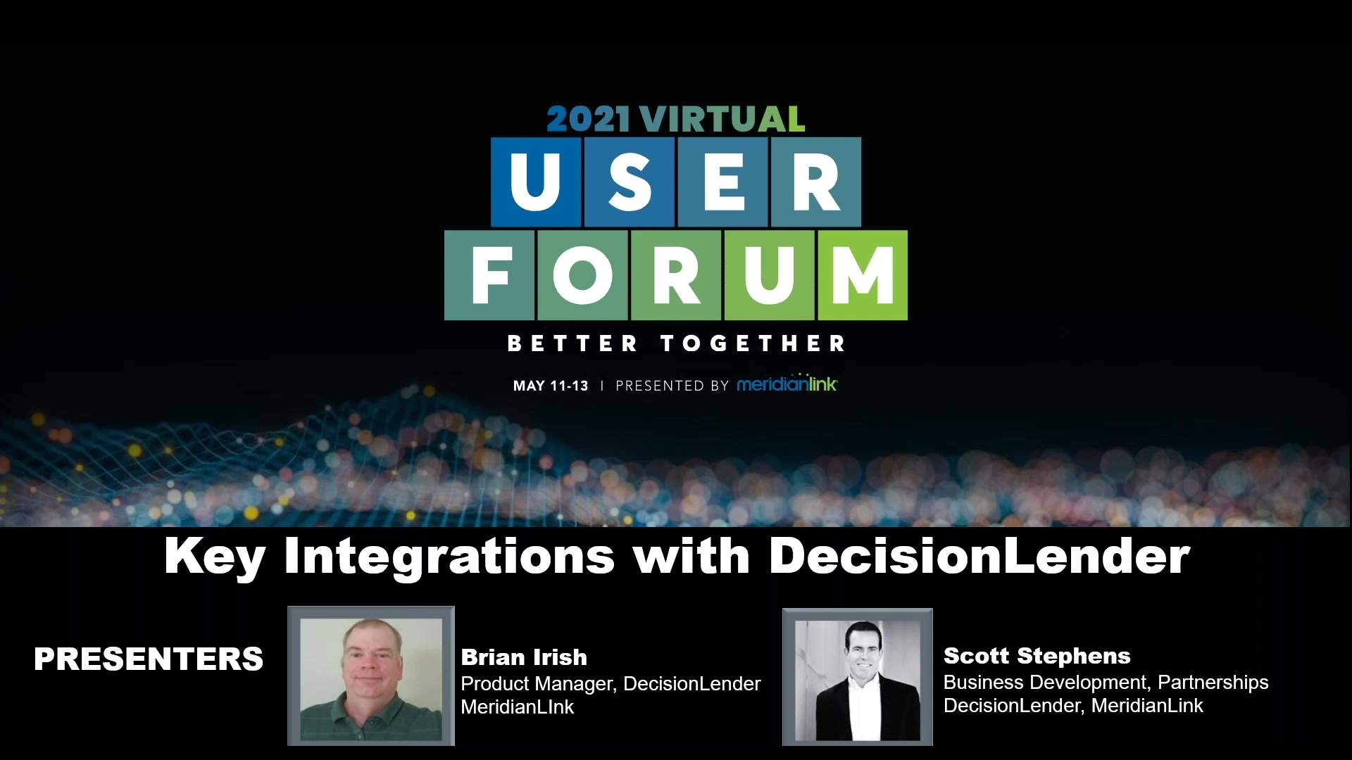 Key Integrations with DecisionLender