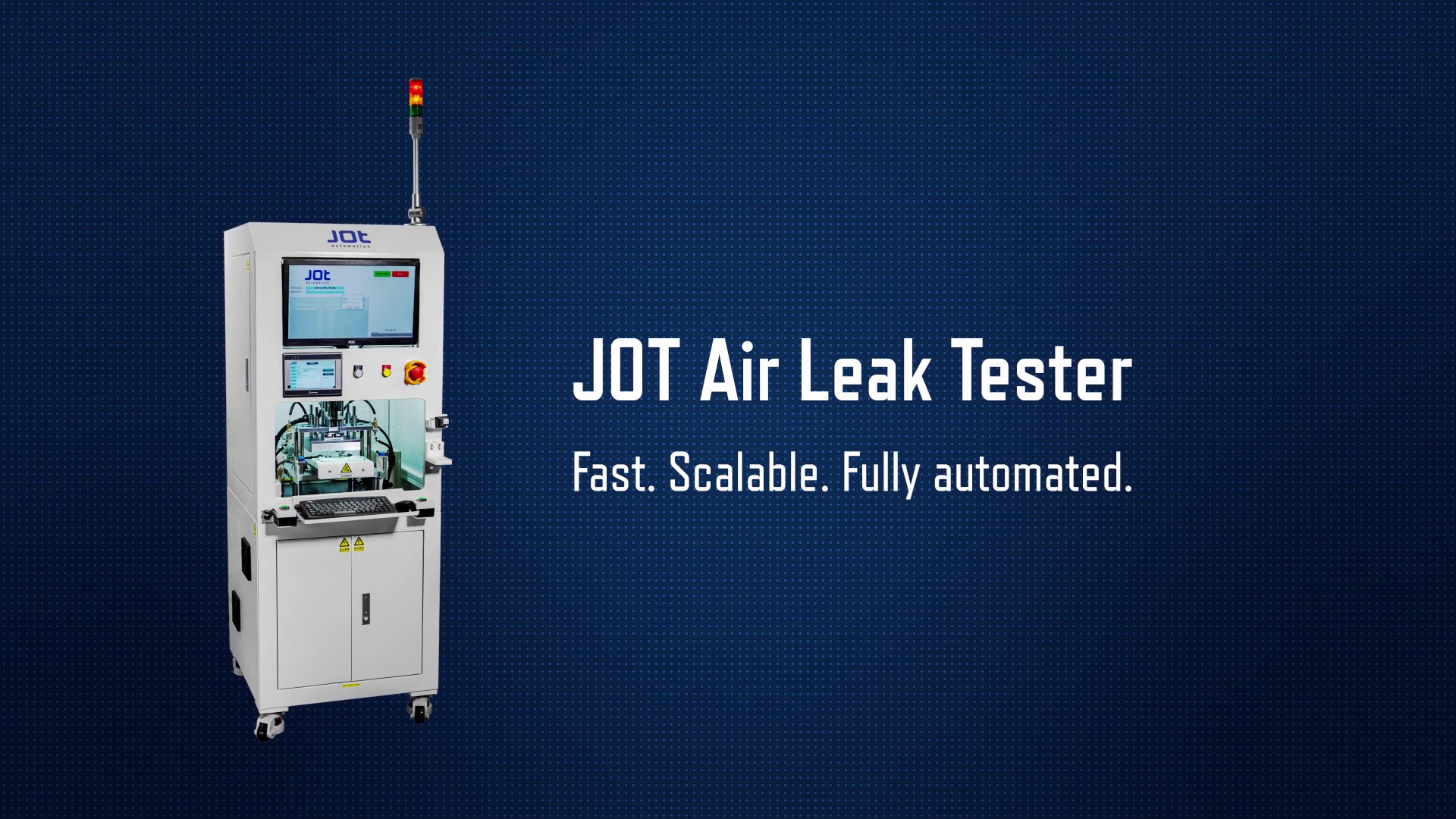 JOT Air leak tester 1080p