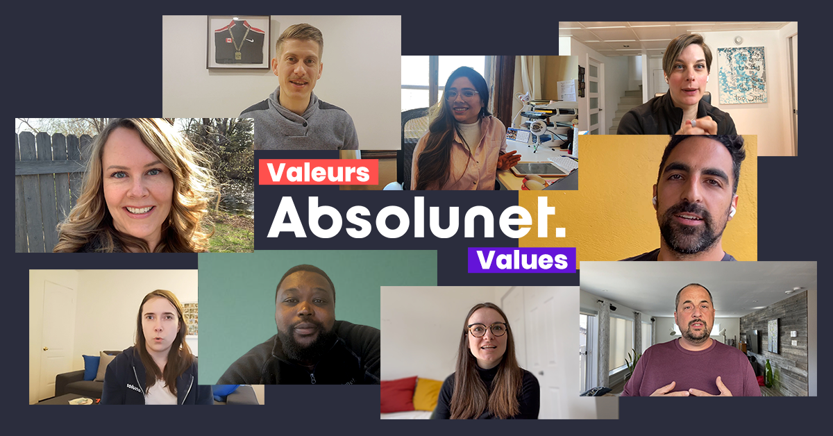 The 5 Values of Absolunet