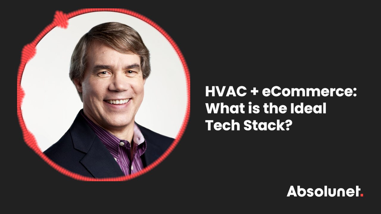 HVAC and eCommerce Marketing Technology Stack Video with Mark Tinnuci