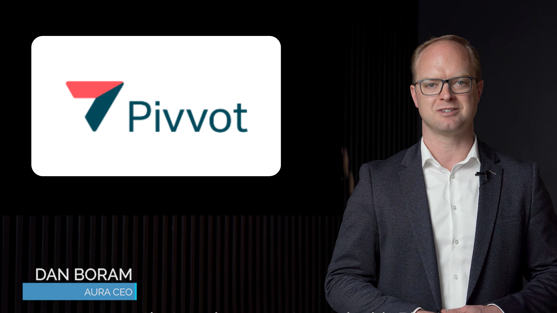 Aura partners with Pivvot