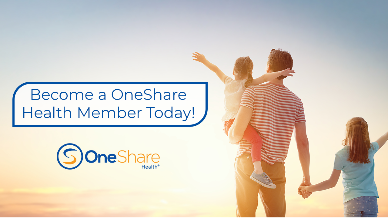 What is OneShare Health? We aren't OneShare Health insurance providers, instead we are a Christian health care sharing ministry.