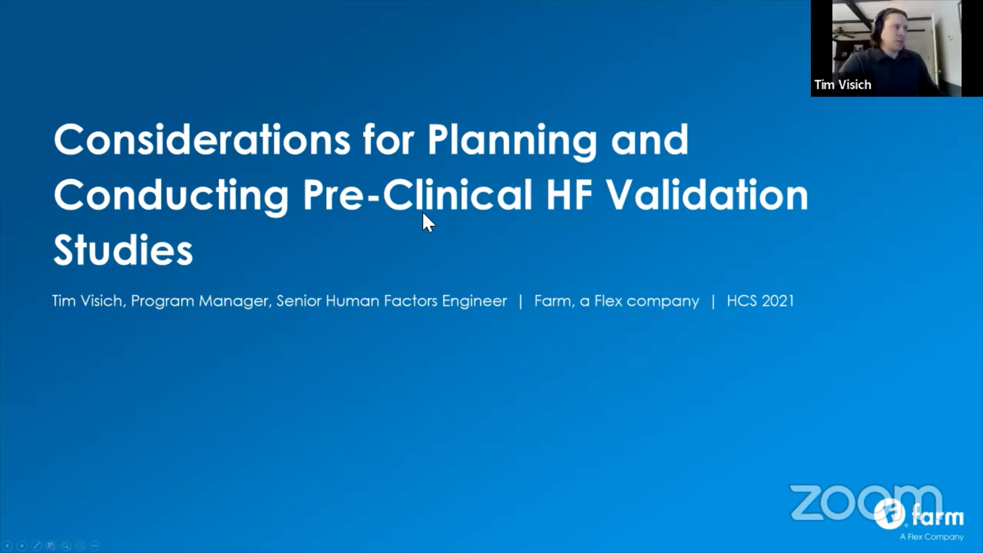 Considerations for Planning and Conducting Pre-clinical HF Validation Studies