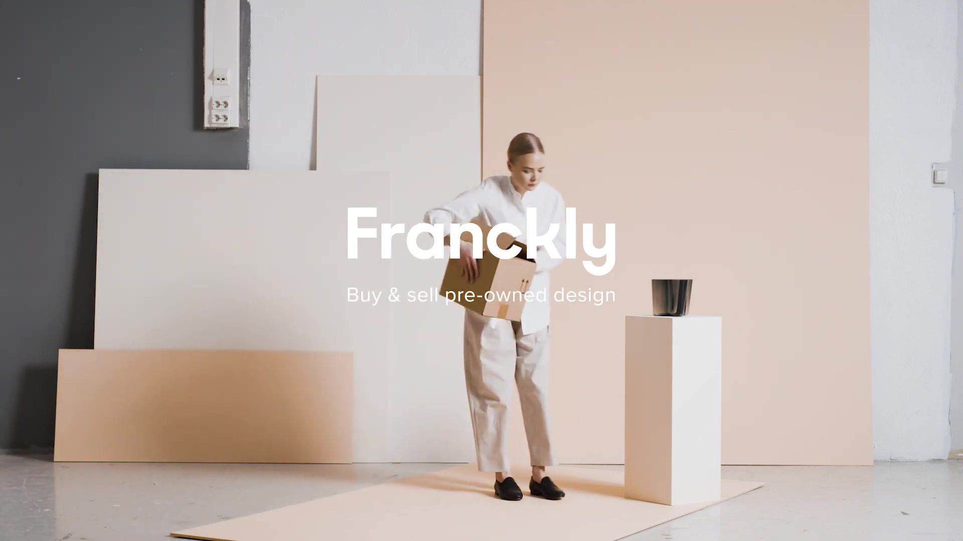 Franckly - How to pack for shipping?