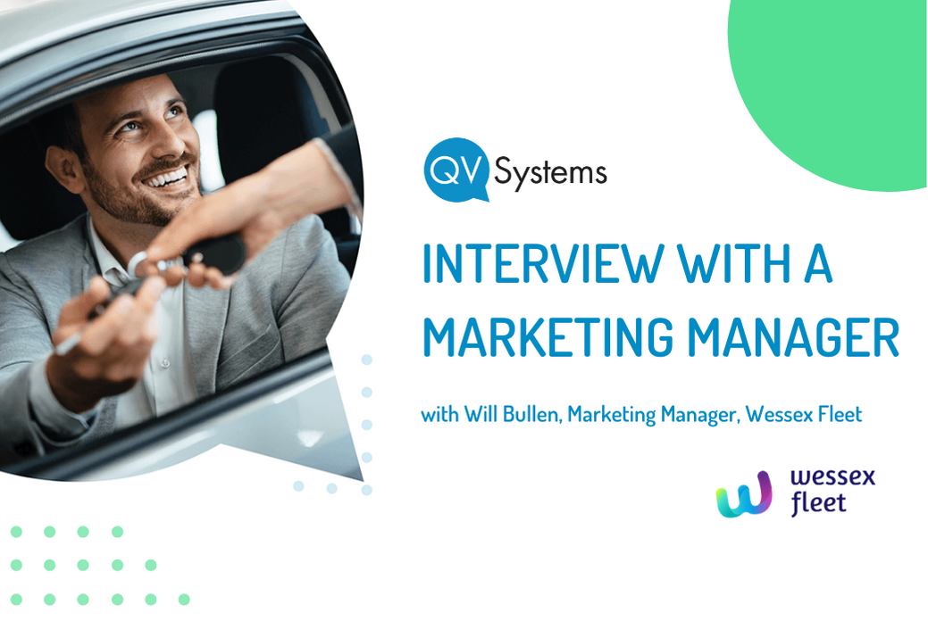 Interview with a marketeer - Will Bullen, Wessex
