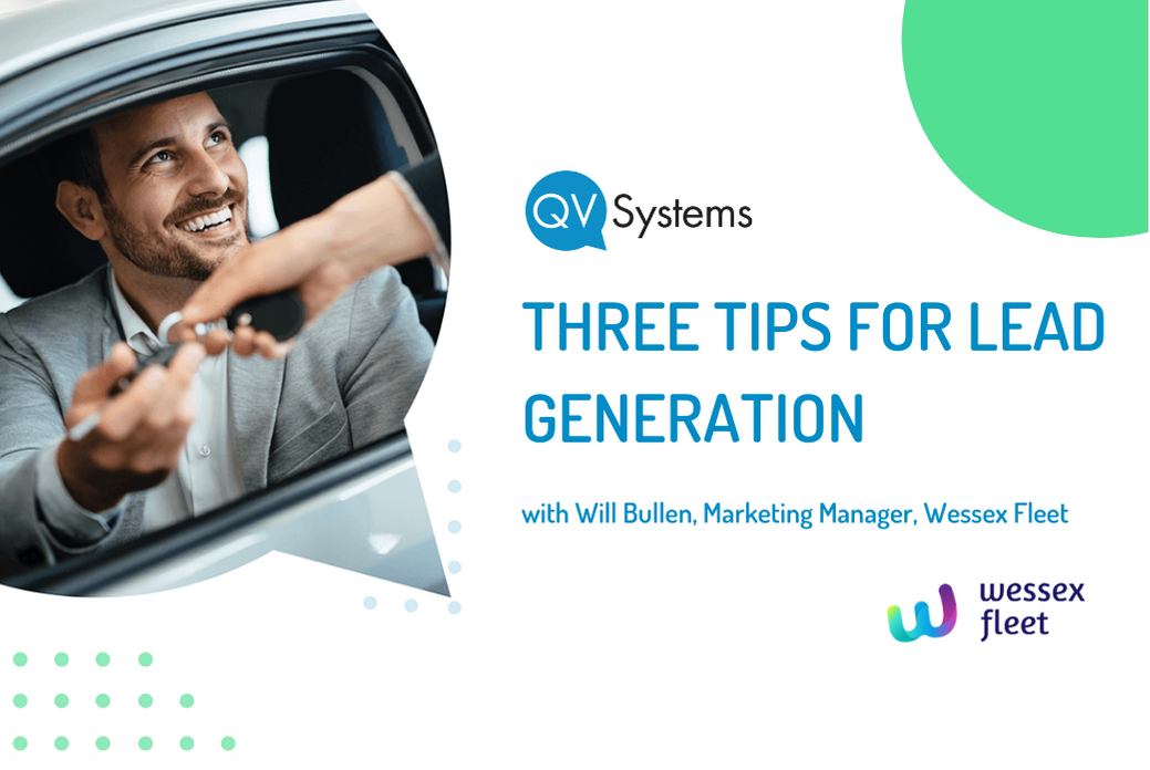 3 Lead Generation Tips for Brokers