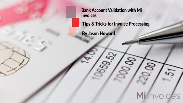 Mi Invoices Bank Account