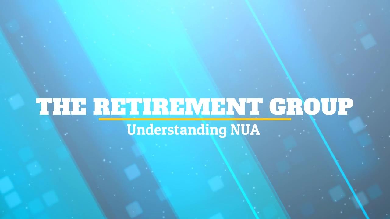 Understanding NUA - Steve Boblis - 5_14_21