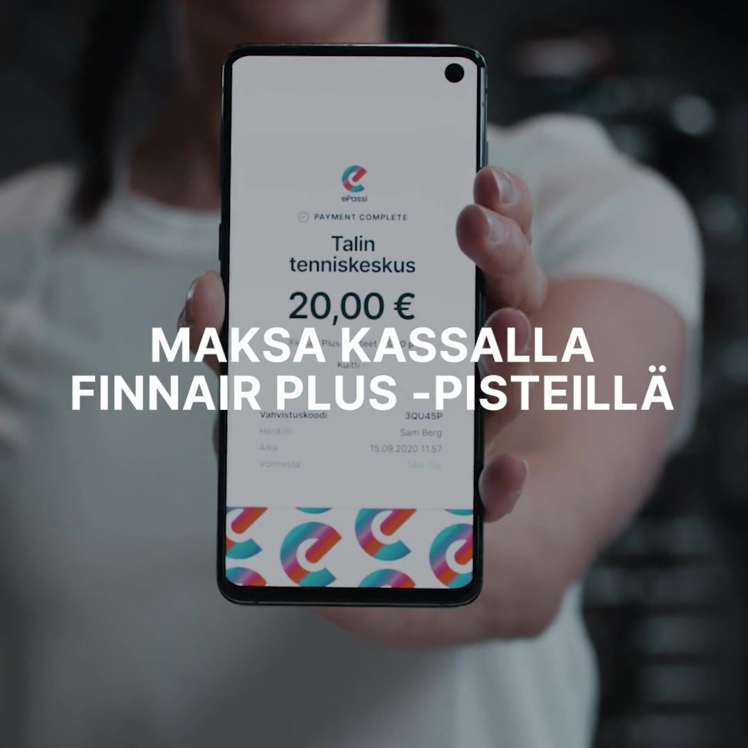 ePassi – Finnair Plus