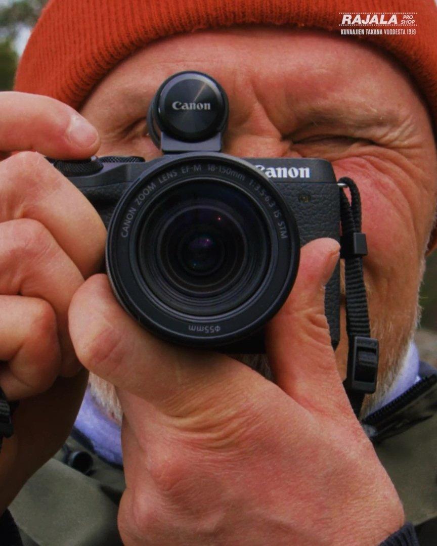 Rajala - Canon EOS M6 Mark II
