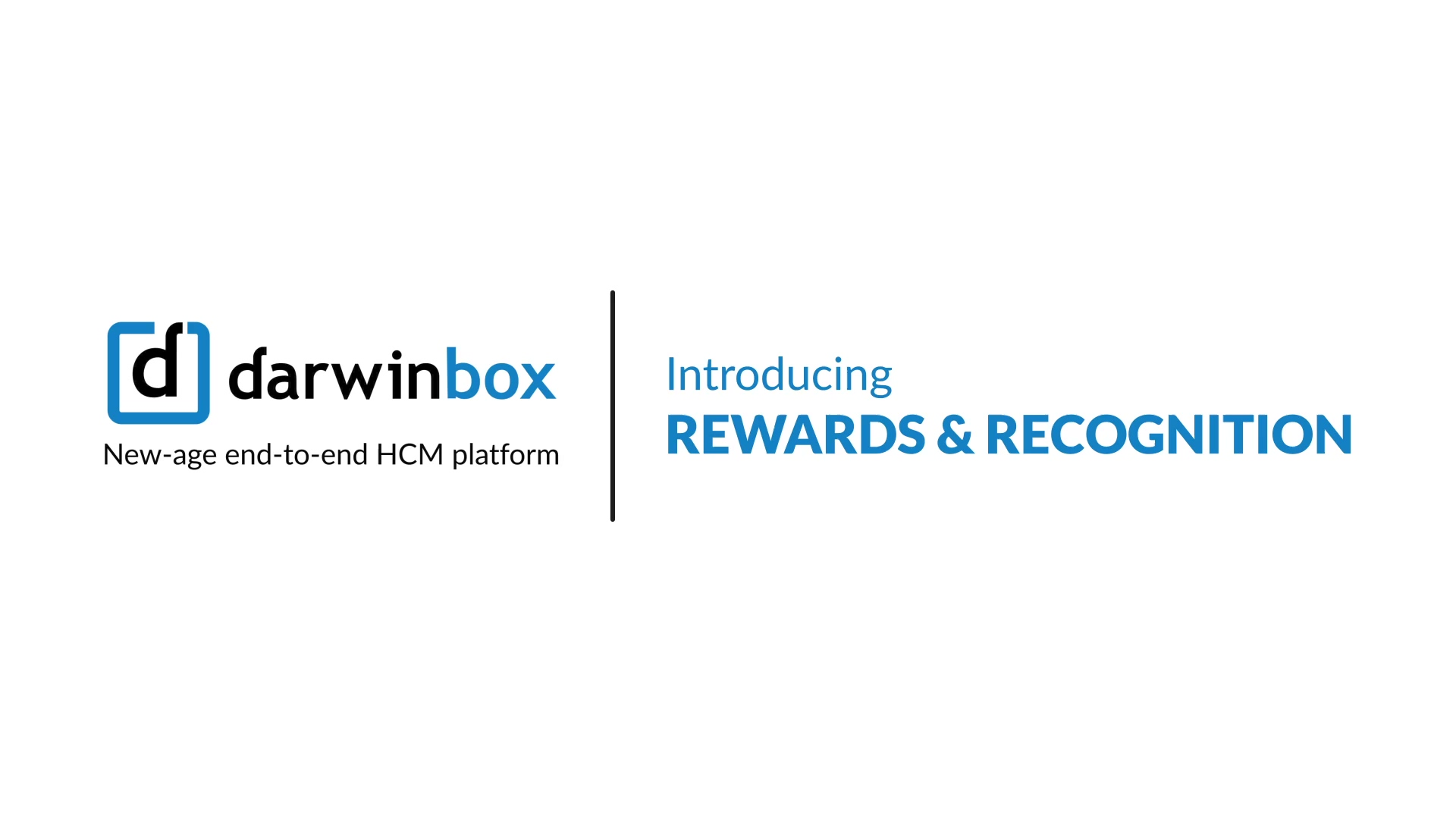 Rewards and Recognition on Darwinbox