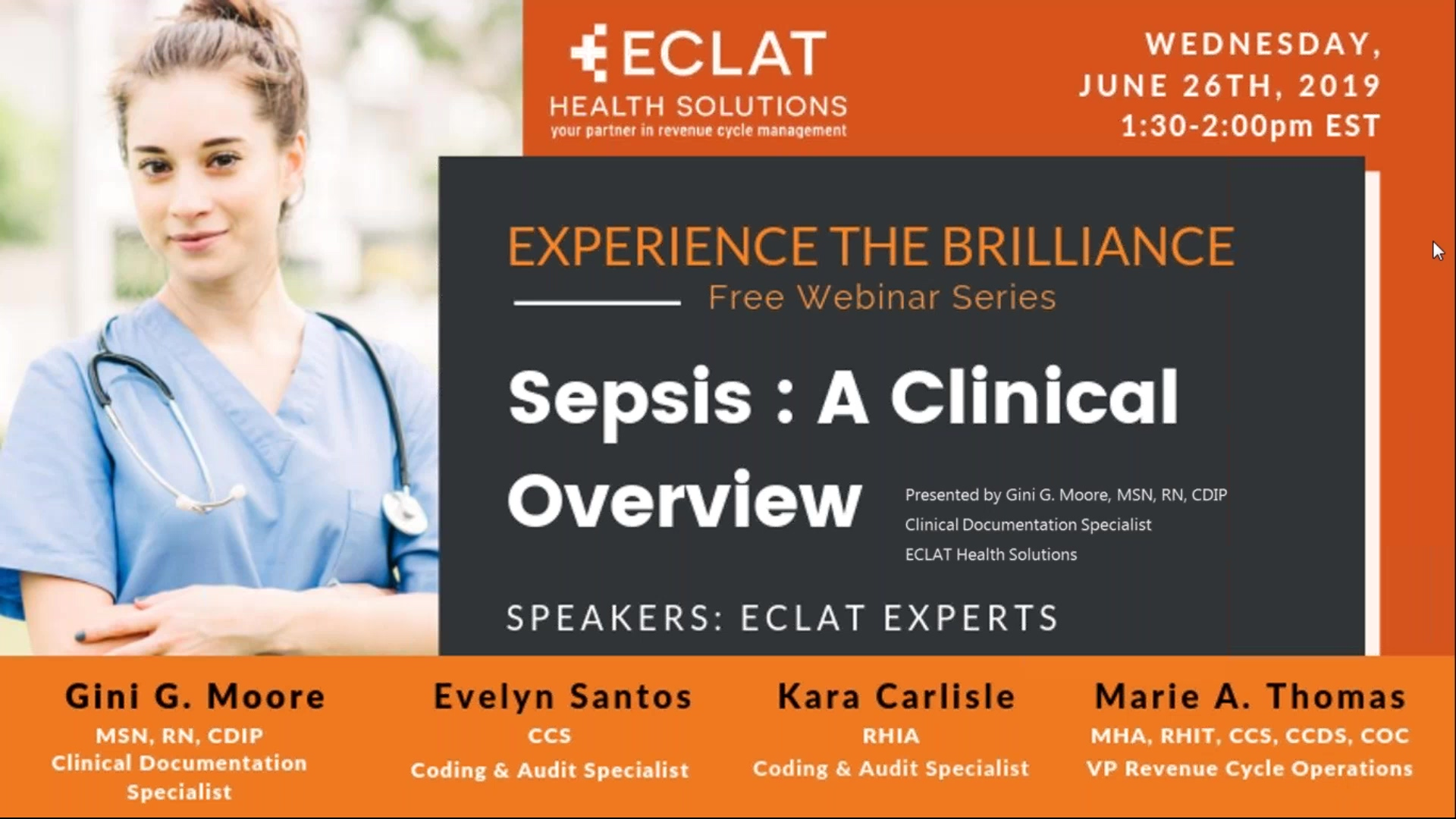 Sepsis_ A Clinical Overview