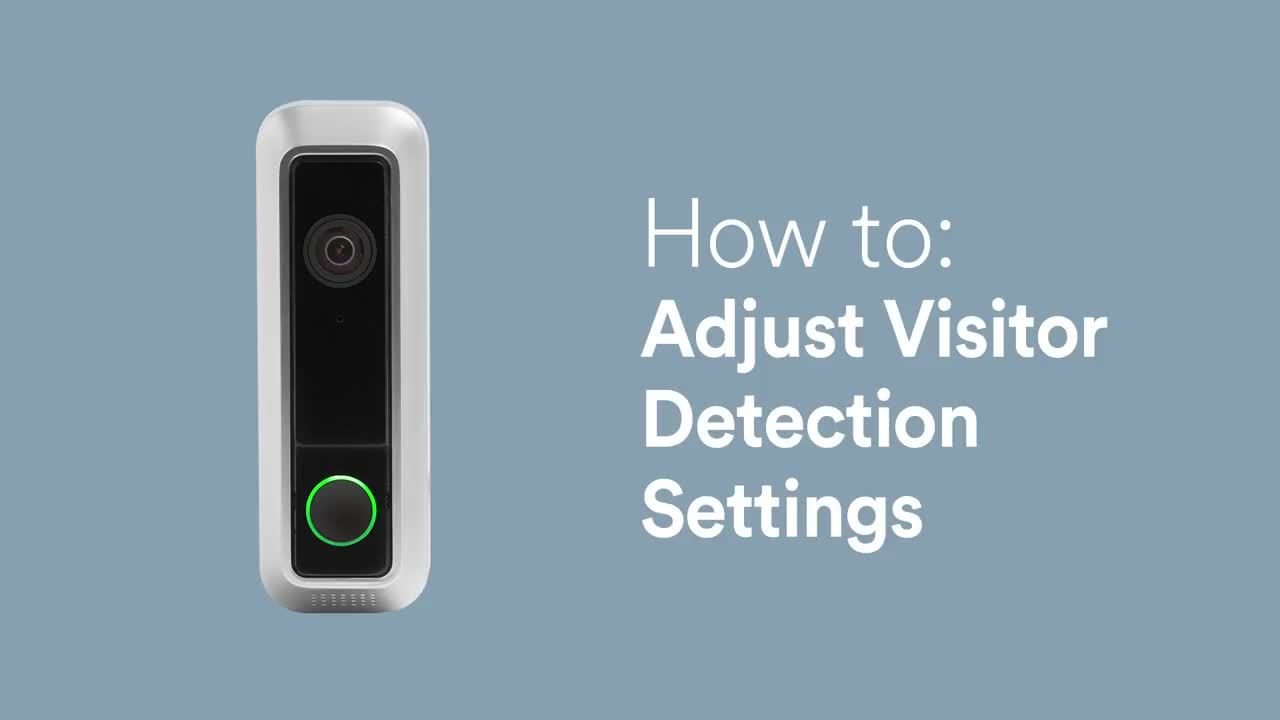 How Adjust Vivint Doorbell Camera Settings Video Support Hub