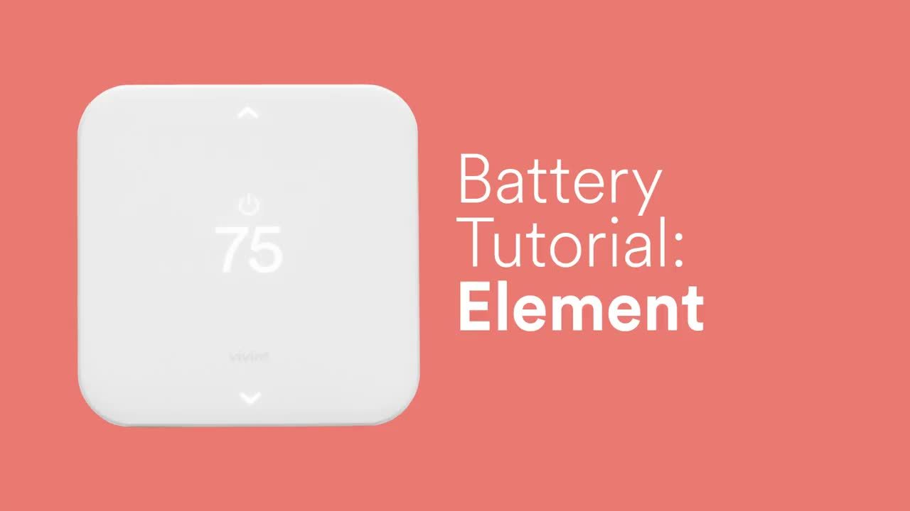 Battery Tutorial Element Battery Replacement Video
