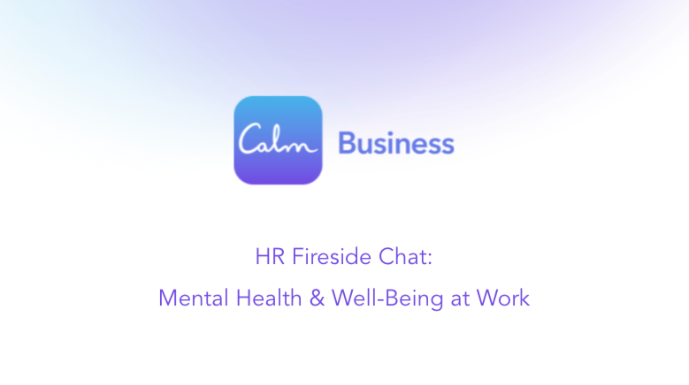 HR Fireside Chat Event